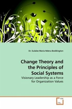 Change Theory and the Principles of Social Systems - Nderu-Boddington, Eulalee M. H.