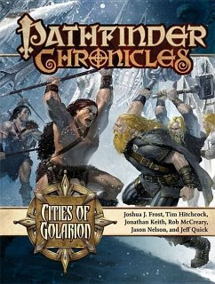 Pathfinder Chronicles - Frost, Joshua J.