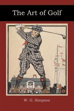 The Art of Golf - Simpson, W. G.