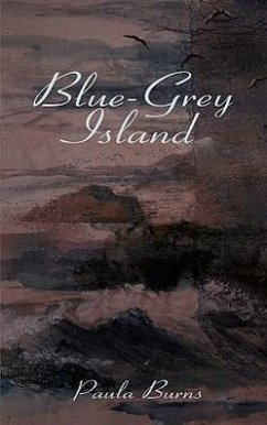 Blue-Grey Island - Burns, Paula