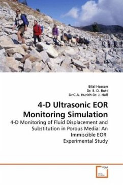 4-D Ultrasonic EOR Monitoring Simulation - Hassan, Bilal Sharma, S. K. Hurich, C. A.