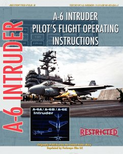 A-6 Intruder Pilot's Flight Operating Instructions - Navy, United States