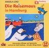 Die Reisemaus In Hamburg, 1 Audio-CD - Lenz, Angela