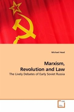 Marxism, Revolution and Law - Head, Michael