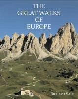 The Great Walks of Europe - Sale, Richard
