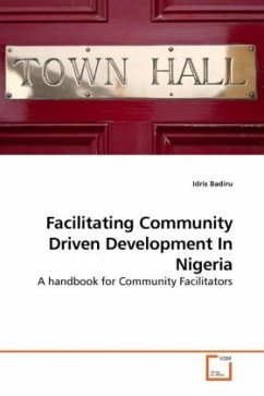Facilitating Community Driven Development In Nigeria - Badiru, Idris
