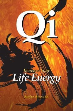 Qi: Increase Your Life Energy - Stenudd, Stefan