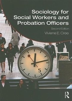 Sociology for Social Workers and Probation Officers - Cree, Viviene E.