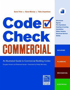 Code Check Commercial: An Illustrated Guide to Commercial Building Codes - Kardon, Redwood Hansen, Douglas