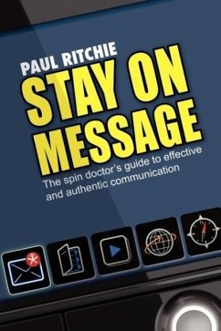 Stay on Message - Ritchie, Paul