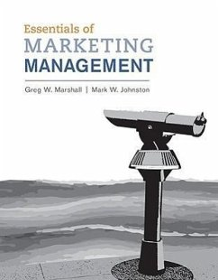 Essentials of Marketing Management - Marshall, Greg W. Johnston, Mark W.