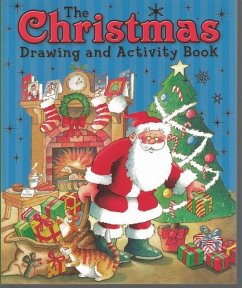 The Christmas Drawing and Activity Book - Otway, Helen