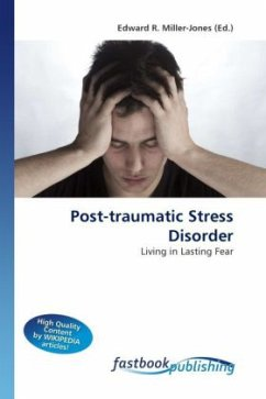 Post-traumatic Stress Disorder - Herausgegeben von Miller-Jones, Edward R.