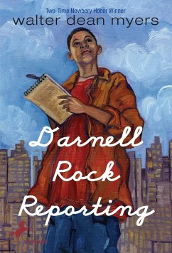 Darnell Rock Reporting - Myers, Walter Dean Meyers, Walter D.