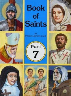 Book of Saints, Part 7 - Lovasik, Lawrence G.