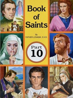 Book of Saints, Part 10 - Lovasik, Lawrence G.