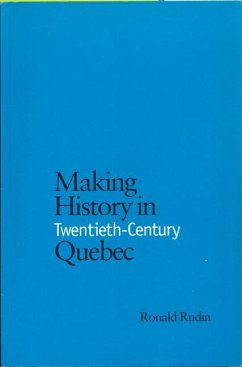 Making Hist in Twentieth-Centu - Rudin, Ronald