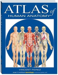 Atlas of Human Anatomy - Perez, Vincent