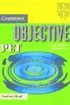 Objective PET Student's Book - Hashemi, Louise / Thomas, Barbara