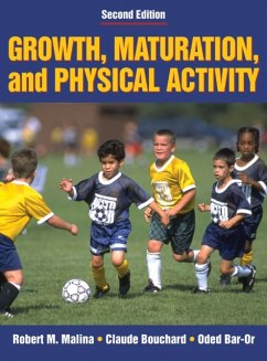 Growth, Maturation and Physical Activity - Malina, Robert M. Bouchard, Claude Bar-Or, Oded