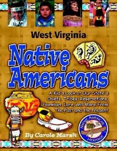 West Virginia Indians (Paperback) - Marsh, Carole