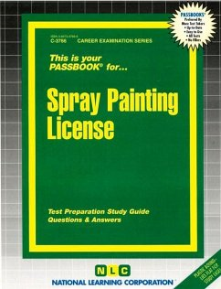 Spray Painting License - Herausgeber: National Learning Corporation
