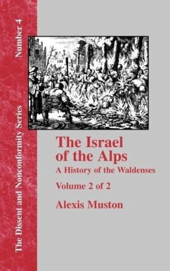 Israel of the Alps - Muston, Alexis