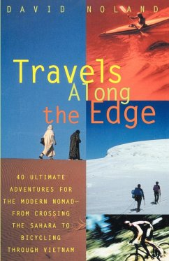 Travels Along the Edge - Noland, David
