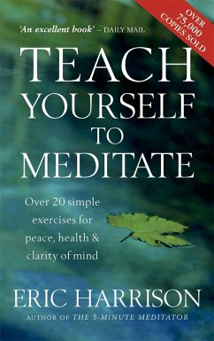 Teach Yourself to Meditate - Harrison, Eric