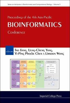 Proceedings of the 4th Asia-Pacific Bioinformatics Conference: Taipei, Taiwan 13 - 16 February 2006 - JIANG, TAO / ET AL