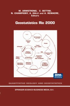 Geostatistics Rio 2000: Proceedings of the Geostatistics Sessions of the 31st International Geological Congress, Rio de Janeiro, Brazil, 6 17 - Bettini, C. Champigny, N. Armstrong, M.