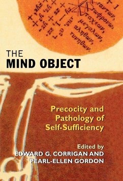 The Mind Object - Herausgeber: Corrigan, Edward G. Gordon, Pearl-Ellen
