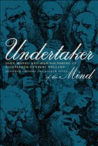 Undertaker of the Mind: John Monro and Mad-Doctoring in Eighteenth-Century England - Andrews, Jonathan Scull, Andrew