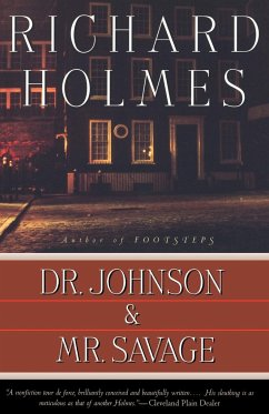 Dr. Johnson & Mr. Savage - Holmes, Richard