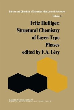 Structural Chemistry of Layer-Type Phases - Hulliger, F.