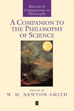 A Companion to the Philosophy of Science - Newton, William H.
