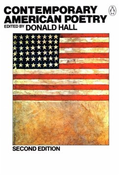 Contemporary American Poetry: Revised and Expanded Second Edition - Hall, Donald Various