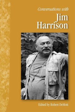 Conversations with Jim Harrison - Harrison, Jim