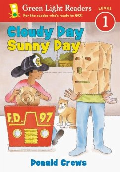 Cloudy Day Sunny Day - Crews, Donald National Geographic Learning