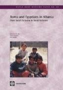 Roma and Egyptians in Albania: From Social Exclusion to Social Inclusion - de Soto, Hermine Beddies, Sabine Gedeshi, Ilir