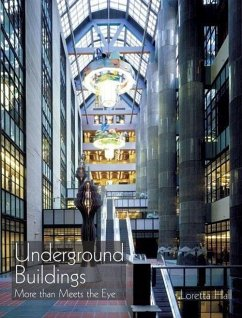 Underground Buildings: More Than Meets the Eye - Hall, Loretta