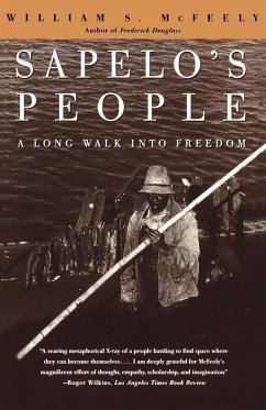 Sapelo's People: A Long Walk Into Freedom - McFeely, William S.