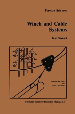 Winch and cable systems - Samset, I.