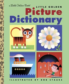 Little Golden Picture Dictionary - Golden Books Muldrow, Diane