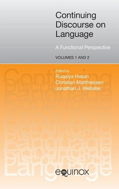 Continuing Discourse on Language: A Functional Perspective - Hasan, Sonia S.