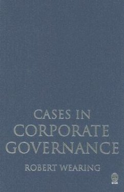 Cases in Corporate Governance - Wearing, Robert