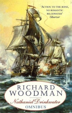 The First Nathaniel Drinkwater Omnibus - Woodman, Richard