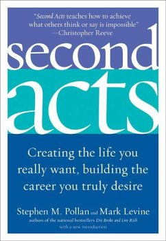 Second Acts - Pollan, Stephen M. Levine, Mark