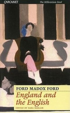 England and the English - Ford, Ford Madox