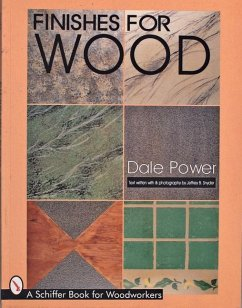 Finishes for Wood - Power, Dale